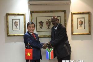 Việt Nam và Nam Phi ký bản ghi nhớ hợp tác phòng chống tội phạm