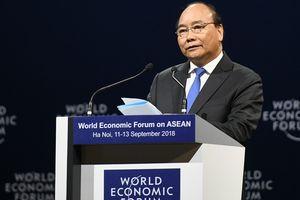 Thủ tướng: Không khí khởi nghiệp đang lan tỏa trong ASEAN