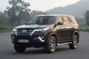 Top 10 ôtô 'khuynh đảo' thị trường Việt tháng 8/2018: Toyota Fortuner trở lại