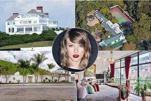 Điểm danh 8 ngôi nhà xa xỉ của nàng 'rắn chúa' Taylor Swift