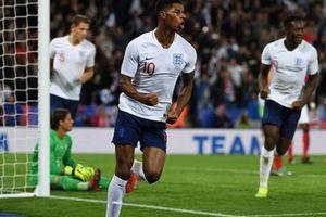Thi đấu kém cỏi, người Anh vẫn thoát thua bằng khoảnh khắc lóe sáng của Rashford