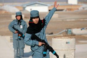 Afghanistan: Thị trấn riêng dành cho Nữ cảnh sát