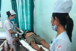 Đồng Nai: Hai người nhập viện sau khi Đoàn liên ngành đến kiểm tra