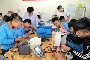 Trường CĐ Cơ điện và Xây dựng Bắc Ninh: 98% sinh viên có việc làm sau khi tốt nghiệp