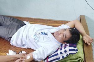 Hà Tĩnh: Bác sĩ hiến máu hiếm, kịp thời cứu sống một sản phụ