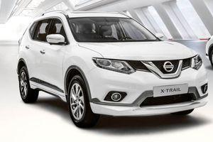 Giá lăn bánh Nissan X-Trail V-Series cao nhất hơn 1,2 tỷ đồng