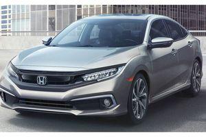 Honda Civic thế hệ thứ 10 sẽ ra mắt vào tháng 2/2019