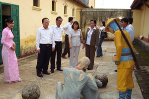 Lập hồ sơ xếp hạng di tích quốc gia đặc biệt Nhà tù Buôn Ma Thuột