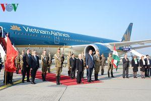 Toàn cảnh chuyến thăm Hungary của Tổng Bí thư Nguyễn Phú Trọng