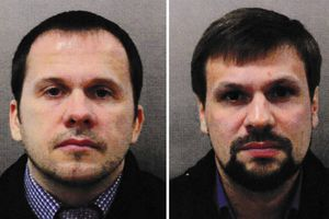 Nga xác định danh tính 2 nghi phạm đầu độc điệp viên Skripal