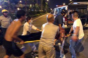 Chở người gặp nạn đi cấp cứu, thanh niên bị chém lìa bàn tay ở TP.HCM