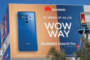 Thỏa thuận đưa smartphone đến Mỹ của Huawei 'trật bánh'