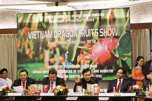 Bình Thuận ký biên bản ghi nhớ về quảng bá, tiêu thụ Thanh long tại Ấn Độ