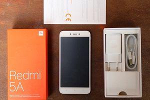 'Đập hộp' sớm Xiaomi Redmi 5A giá rẻ sắp trình làng