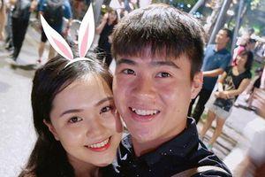 Bạn gái xinh như hot girl của tiền vệ U23 Việt Nam Đỗ Duy Mạnh
