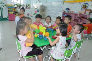 Đà Nẵng thí điểm nhận trẻ từ 6 tháng tuổi