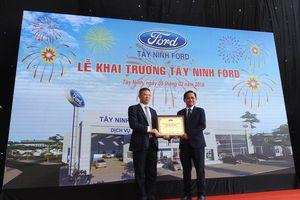 Ford khai trương Đại lý Tây Ninh, tăng cường phục vụ khách hàng năm 2018
