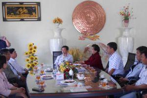 Bí thư Gia Lai thăm, làm việc với Tập đoàn Vạn Phát