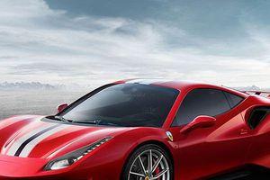 Siêu ngựa cực mạnh Ferrari 488 Pista có gì?