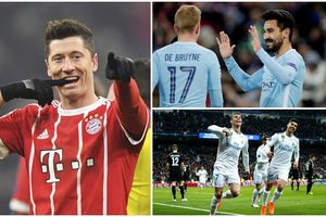 Những đội bóng sáng cửa lọt vào vòng tứ kết Champions League