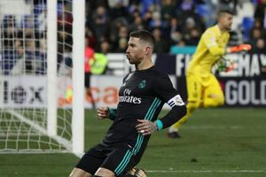 Không Ronaldo, Real vẫn thắng dễ Leganes
