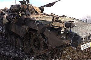 Chiến sự Ukraine: 450 lính Kiev mất mạng trong 'nồi hầm' Debaltsevo