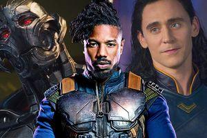 Killmonger (Black Panther) có thể qua mặt Loki, trở thành 'kẻ phản diện được ưa thích nhất Marvel'