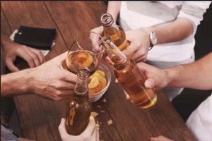 Thói quen say xỉn có thể tăng nguy cơ mất trí nhớ