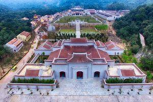Ngỡ ngàng không gian văn hóa Trần dưới chân núi Yên Tử