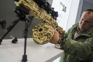 Quân đội Nga được trang bị súng tự động RPK-16 mới
