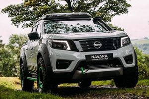 Nissan sắp có bán tải Navara khủng 'đấu' Ford Ranger Raptor