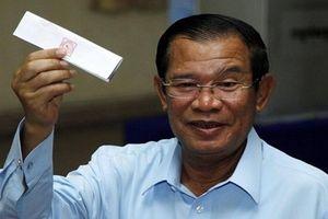 Bầu cử Thượng viện Campuchia: Đảng CPP giành thắng lợi tuyệt đối