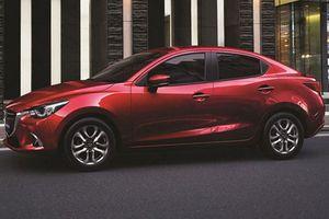 Mazda2 bản nâng cấp 2018 giá từ 382 triệu đồng