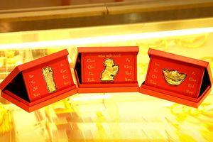 Giá vàng giảm xuống mốc dưới 37 triệu sau ngày vía Thần Tài