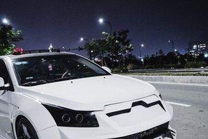 Chevrolet Cruze độ Lamborghini Huracan độc nhất Việt Nam lại 'lên đời'