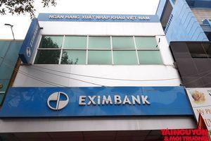 Cổ phiếu tiếp tục lao dốc, EximBank mất thêm hàng trăm tỷ đồng
