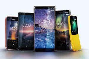 Ba điện thoại Android One của Nokia gây chú ý tại MWC 2018
