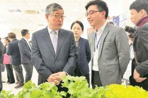 Khởi nghiệp với nông nghiệp công nghệ cao