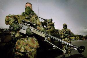 'Lạnh gáy' trước dàn súng trường bắn tỉa đáng sợ nhất thế giới