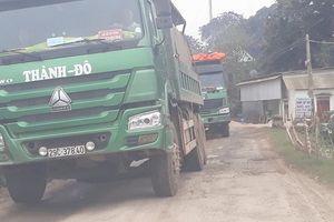 Nghệ An: Quốc lộ 48E xuống cấp trầm trọng