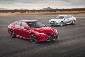 Giá xe Toyota mới nhất tháng 3/2018: Giảm nhẹ, kích cầu sau Tết