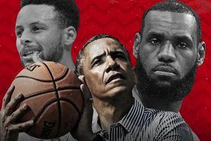 Nếu là cầu thủ NBA All-Star, Obama sẽ chọn đội bóng nào để đầu quân?