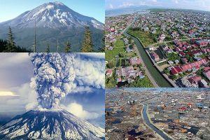 10 bức ảnh chứng minh cơn thịnh nộ của thiên nhiên đáng sợ vô cùng