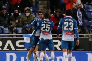 Espanyol 1-0 Real: Vắng Ronaldo, Real bại trận phút bù giờ