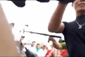 Công an Kiên Giang xác minh vụ tài xế tố bị cảnh sát 113 hành hung