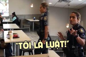 Người vô gia cư đã trả tiền đồ ăn nhưng vẫn bị cảnh sát đuổi ra khỏi McDonald's: Ai đúng ai sai?