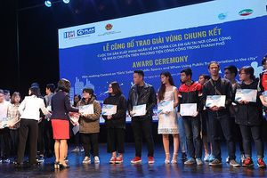 Nữ sinh Hà Nội giành giải cao nhất cuộc thi làm phim ngắn