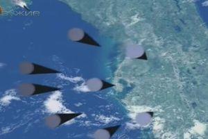 Báo Mỹ nói Nga chiếu clip mô phỏng tên lửa nhắm Florida