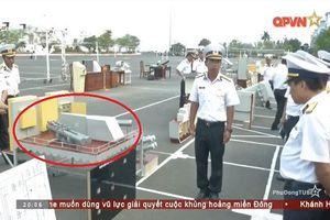 Hình dạng bệ phóng ngư lôi chiến hạm Gepard Việt Nam