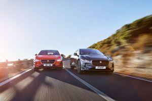 Jaguar I-PACE 2019: Quyết đấu đầu với đối thủ Tesla